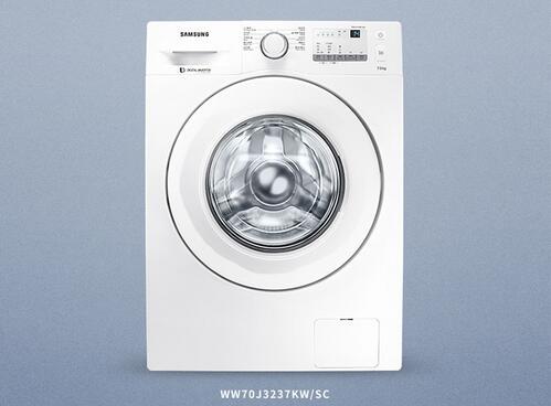 不足2000元 三星7公斤滚筒洗衣机推荐