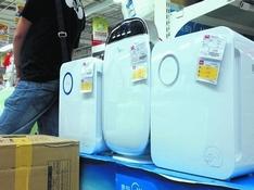 網售空氣凈化器 存在問題產品超半數