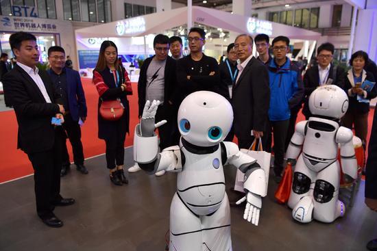 世界机器人大会折射出了哪些行业风向?