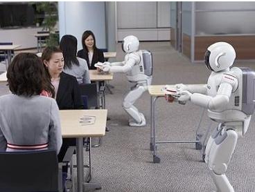 智能机器人时代到来 到哪里找工作