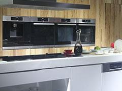 嵌入式将占领厨房 一体化成厨房家电未来