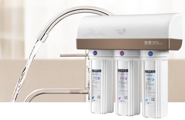 MAZE-D新一代净水技术 海尔家用净水器