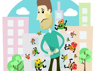 危险在身边 盘点日常物品细菌排行Top10