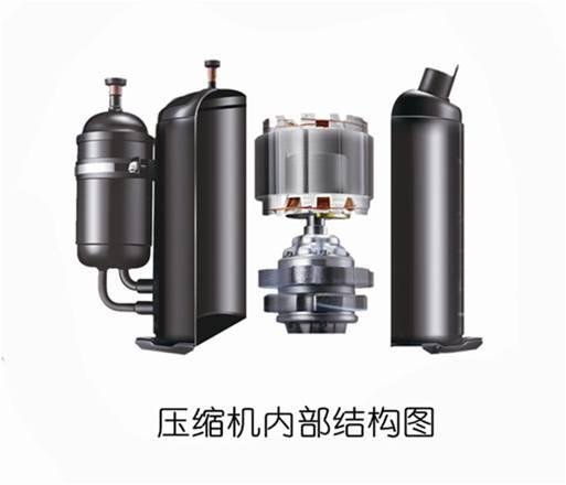 家用空调压缩机连接线