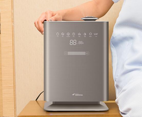 能触控的加湿器 德尔玛DEM-LU920加湿器
