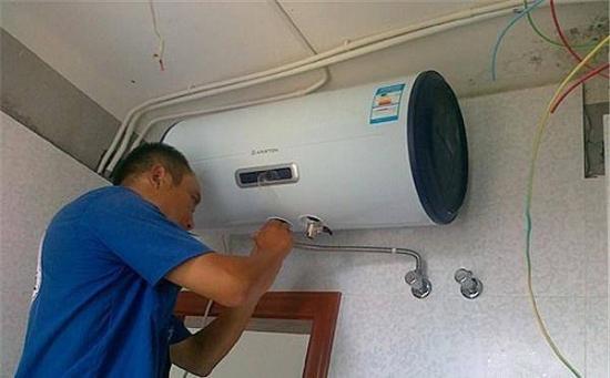 美的电热水器拆开清洗方法图解