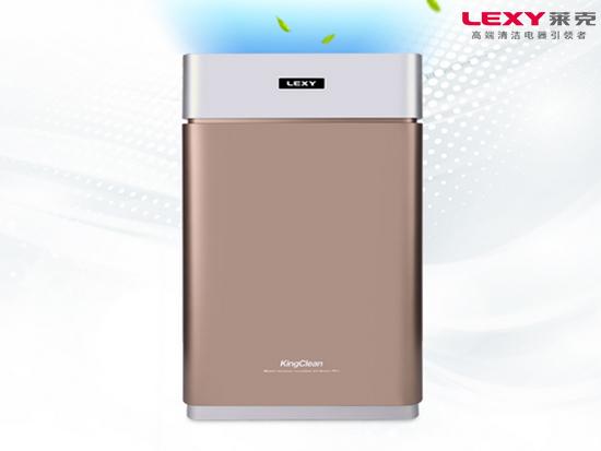 更大洁净空气量 莱克K8空气净化器热销