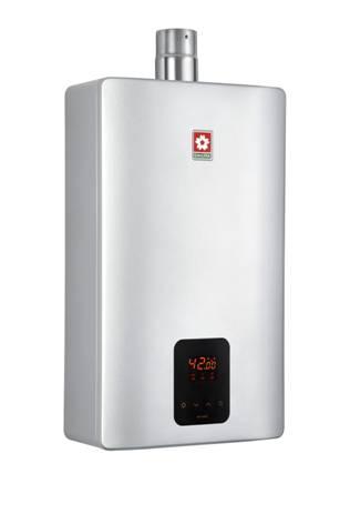 SAKURA樱花置换新品燃气热水器E79