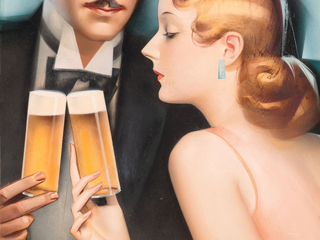 快给来瓶啤酒!不是让你喝,是让你这么做