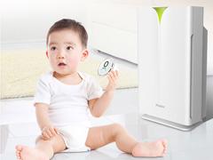 海尔母婴空净实测:每个细节都有母婴DNA