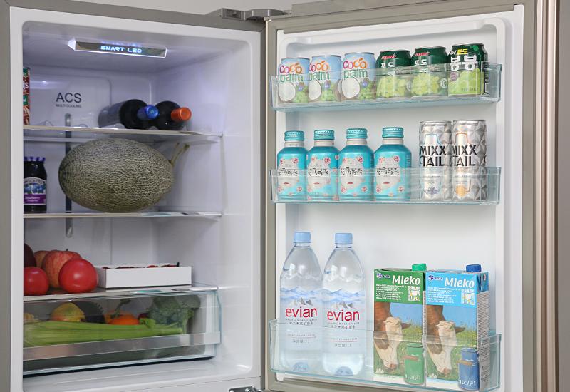 节能静音双保鲜 创维变频三门冰箱评测