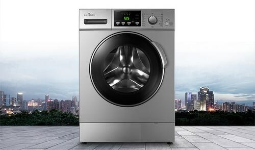 高颜值大容量 美的变频滚筒洗衣机推荐