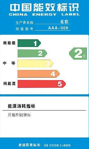 中国能效标识网网址_能效标识2.0 透过标识看清家电内在品质-新闻中心-中国家电网