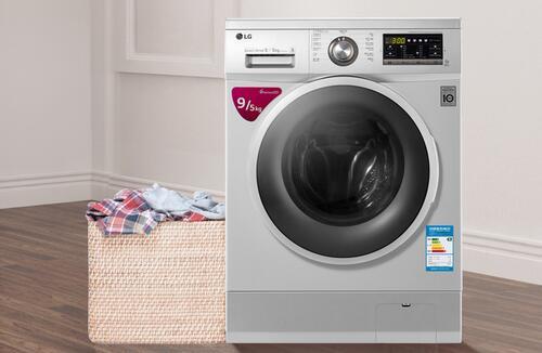 大容量变频电机 LG滚筒洗衣机热卖