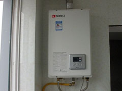 洗澡有备而来 燃气热水器安装使用常识