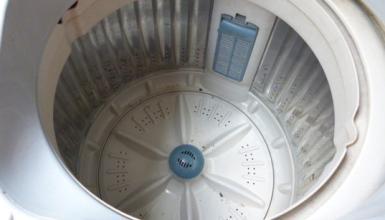 几种简单实用的家用洗衣机除菌清洗方法