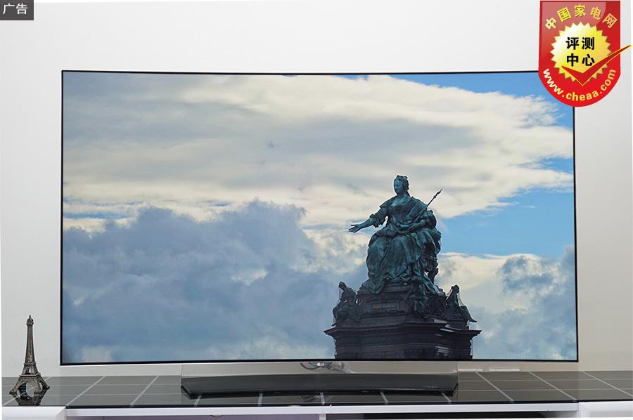轻薄美好的OLED电视 LG OLED55C6P-C评测