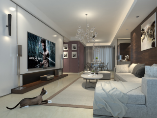 下一代电视来临 激光电视占据未来客厅