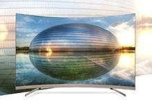 匠心工艺 看这些电视怎么打造曲面艺术