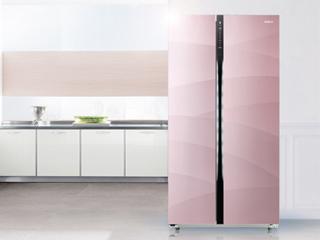 缔造鲜美境界 尽在帝度大鲜系列健康冰箱