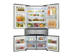 专属空间由你做主 全新体验LG门中门冰箱