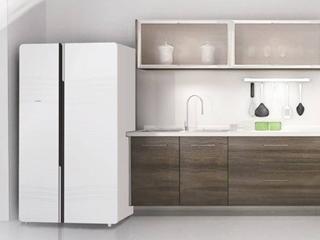 大有内涵享鲜境 看新飞除菌对开门冰箱