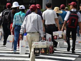 中国游客爆买后 日本象印业绩增长陷入停滞
