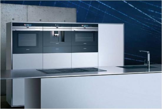 """搭载""""家居互联""""的西门子iQ700嵌入式厨房电器"""