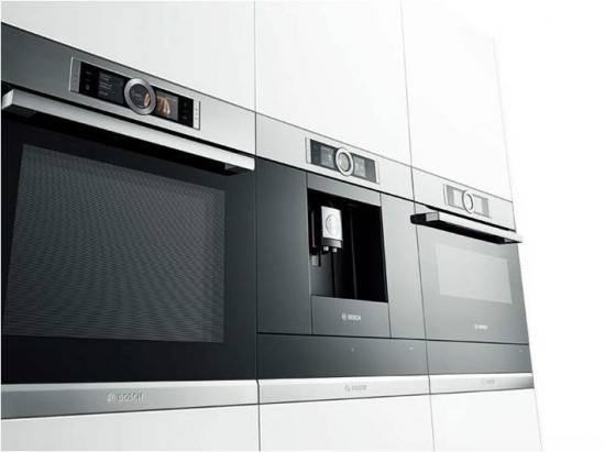 """搭载""""家居互联""""的博世•8系嵌入式厨房电器"""