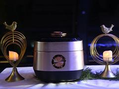 6999元电饭煲 美的打造国内最奢华米饭秀