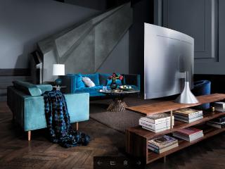 三星发布全新QLED TV 首台100%色量还原电视