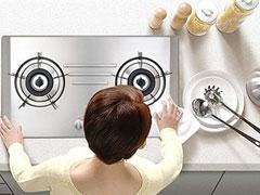 油渍最多 过年大扫除厨房电器你得这么干