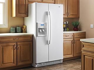 新年将至囤年货 必备大容量对开门冰箱