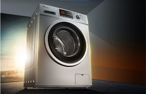 变频电机静音节能 小天鹅滚筒洗衣机推荐