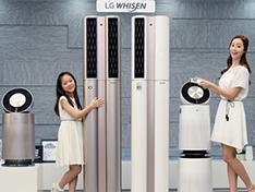 力推智能家电 LG空调明年全部上马语音识别