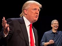 特朗普:库克答应会考虑将生产线移到美国