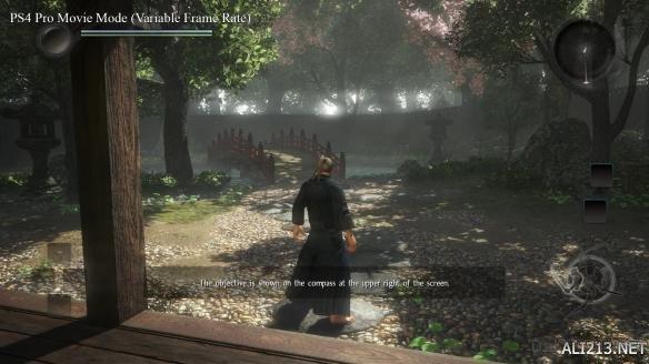 《仁王》PS4/PS4 Pro对比 画质进步很大