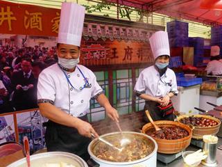 新春佳节逛庙会 这些美食小吃一定尝尝