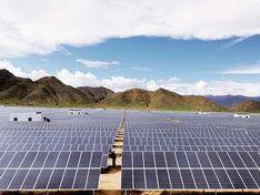 """""""十三五""""太阳能光伏目标发展60GW以上"""