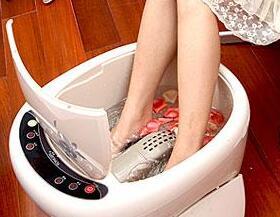 足浴盆也需定期清洁 给它洗澡要注意这些