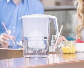 专利技术镁化滤芯 德国倍世家用滤水壶