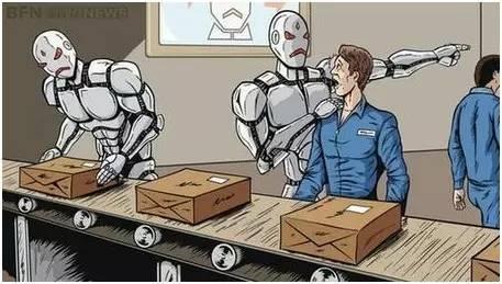 人工智能不断进化 哪些工作会被取代?