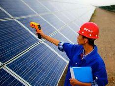 外媒:中国已成世界最大太阳能发电国