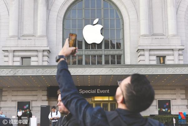 苹果股价创新高 扬眉吐气时亦有三大隐忧