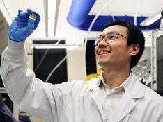 低成本可印刷式钙钛矿太阳能电池实现突破
