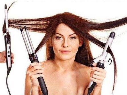 伤害就在一瞬间 如何让卷发棒更怜惜头发