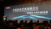 中国家电发展高峰论坛