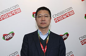 LG侯志鵬:瞄準高端市場打造高品質OLED電視