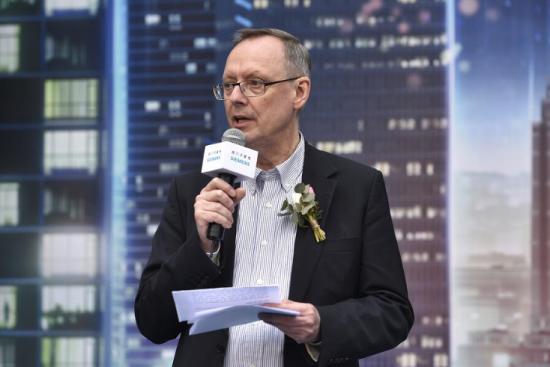 博西家用电器投资 (中国)有限公司董事长兼总裁盖尔克先生致辞