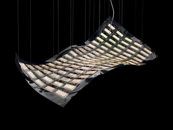 2017液晶面板增长减缓 OLED产量或猛增